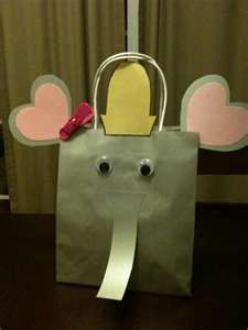 Dumbo Party bag