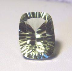 Prasiolite (Green Amethyst)  Natural Gemstone Various Sizes & Shapes #Unbranded