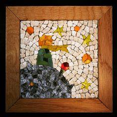 Marbre, granit, pâte de verre Frame, Painting, Home Decor, Art, Il Piccolo Principe, Marble, Granite Counters, Picture Frame, Art Background