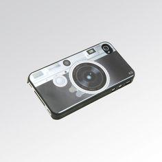 iPhone4 Kamera-Hardcover