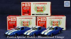 TOMICA 015C NISSAN FAIRLADY 280Z-T | 1/61 | 30th ANNIVERSARY | 3 MODELS Old Models, 30th Anniversary, Diecast, Nissan, Auction, Ebay, 30 Year Anniversary