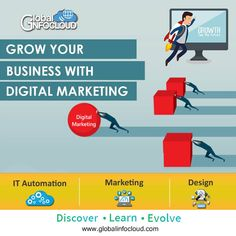Global infocloud is the best website development company in pune. Global Infocloud helps you to automatate your business with minimum manual intervention and ease your business. After building a powerful and engaging website, we are now offering digital service to enhance your business globally. #digitaladvertising #businessautomation #digitalmarketing #onlineservice #globalinfocloud #pune Best Digital Marketing Company, Digital Marketing Services, Website Development Company, Growing Your Business, Pune, Business Design, Web Design, Learning, Building