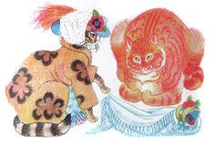 Orlando the Marmalade Cat