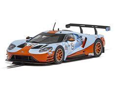 SCALEXTRIC Digital ARC PRO Slot Car Ginetta G60-LT-P1 LMP Orange Car No.9