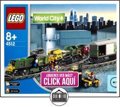 LEGO Trains: Cargo Train Set by LEGO  ✿ Lego - el surtido más amplio ✿ ▬► Ver oferta: https://comprar.io/goto/B00009Y35V