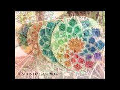 Jabones: Alquimia de las plantas: MANDALAS V. Artesanía y geometría en el jabón.