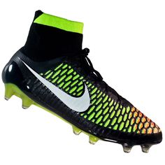 more photos 835b5 0f72a Nike Magista Obra FG (Black Volt)   WeGotSoccer.com