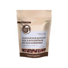 Rå kakaobønner