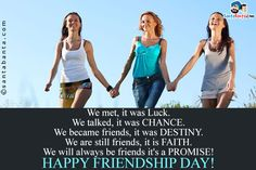 Happy Friendship Day Wishes - Friendship Day Quotes, SMS, Status, Greetings Images, Wallpapers, Photos, Download