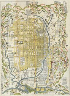 Map Of Japan Maps Pinterest Japan And History - Japan map 1920