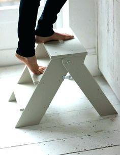 Fabulous 10 Best Kitchen Step Stool Images Stool Kitchen Step Customarchery Wood Chair Design Ideas Customarcherynet