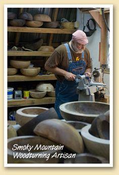 Smoky Mountain Woodturning Artisan