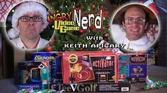 Sega Activator Interactor Menacer - Angry Video Game Nerd (Episode 143)