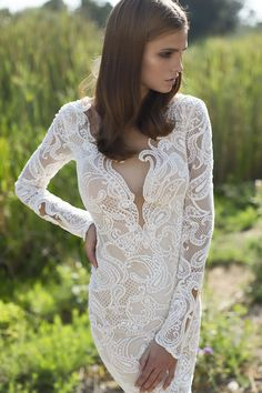 Hadas Cohen 2016 Wedding Dresses Haute Couture www.elegantwedding.ca