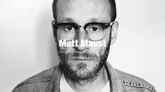 The Cold War Kids are a pretty well known band and Matt Maust plays bass in that band. But that's not why we called him. We called him because of his art.  The band's album art…