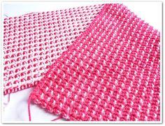 127 Best Cro Hook Patterns Images Crochet Patterns Tunisian