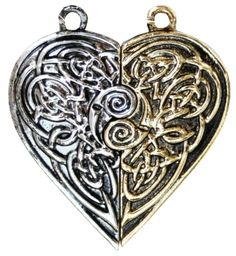 Tristan & Iseult Love Token Pair for Love & Friendship. Starting at $16 on Tophatter.com!