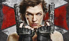 Resident Evil: O Capítulo Final | Veja Milla Jovovich Em Novo Pôster Animado!