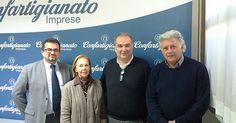 16/12/2016. Andrea Boldi eletto Presidente Nazionale della Federazione Artistico di Confartigianato