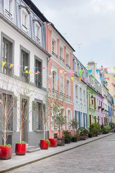 Rue Crémieux, Paris 12ème