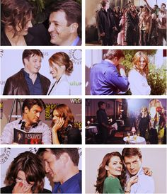 """""""For six years we have worked together and this dynamic, this complicity is still there."""" - Nathan Fillion"""