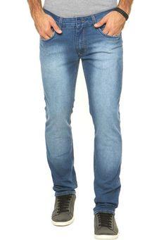 DAFITI - Calça Jeans Calvin Klein Jeans Skinny Azul só numeros 36 e 38 - R$69,21 em até 2x