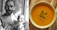 The Story of a Humble Doctor Who Saved Thousands of Babies With His Carrot Soup Stop Diarrhea, Moro Reflex, In And Out Movie, Carrot Soup, First Trimester, Beach Poses, Social Media Stars, Baby Carrots, Flat Belly