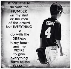 Desire I Love This Image... Lord Knows How Much I Miss Watching My Sons Games... Continued Prayers