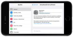 Apple lanza iOS 10.0.3 solucionando problemas de conexión del iPhone 7 - http://www.actualidadiphone.com/apple-lanza-ios-10-0-3/