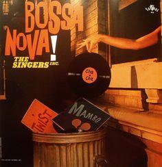 Bossa Nova - The Singers inc