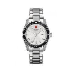 SWISS MILITARY HANOWA Aqueliner heren horloge 06-5213.04.001