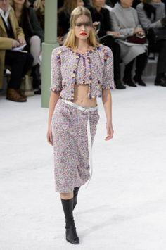 Défilé Chanel Haute Couture Printemps Ete 2015 Paris