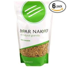 I'm learning all about Bear Naked Granola All Natural Apple Cinnamon at @Influenster!