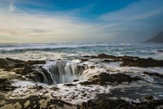 Challenges At Thor's Well