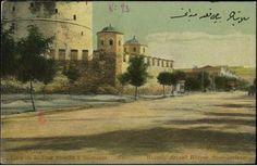 Selanik Beyaz Kule Meydanı Painting, Art, Art Background, Painting Art, Kunst, Paintings, Performing Arts, Painted Canvas, Drawings