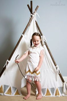 handmadetepee08 - Native American Tshirt Dress