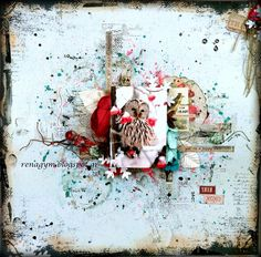 Χαρτοκατασκευές και Χαλάρωση!: With owl my love...