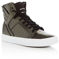 70f10185045a Supra Kids Skytop (Little Kid Big Kid) Kids Shoes Rose Gold Whisper ...