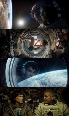 Gravity, 2013 (dir. Alfonso Cuarón)