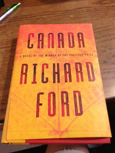 A book on running away to Canada