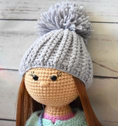 Molly doll crochet pattern - free