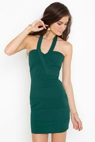 emerald- HATE this dress, but the color matches the horizon blue better for that dragonfly coloring :)