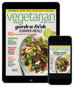 Planning a Memorial Day feast? Our June issue is packed with 40 easy summery recipes! Get it on your iPhone or iPad: https://itunes.apple.com/app/apple-store/id533534570?pt=430009&ct=VT0615S6&mt=8