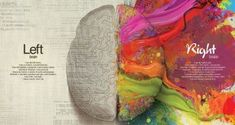 Left/Right Brain Test Left Brain Right Brain, Brain Gym, Shiatsu, Toddler Worksheets, Facebook Cover Images, Fight The Power, Left And Right, Energy Projects, Creative Thinking