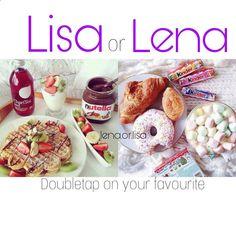 Lisa or Lena? (Lena berg.or.lisa) • Instagram photos and videos
