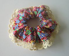 Hey, I found this really awesome Etsy listing at https://www.etsy.com/listing/173764628/hair-scrunchies-japanese-fabric-in-red