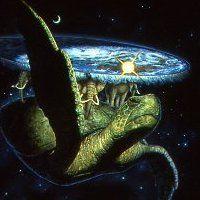 Great A'tuin. By Paul Kidby....Terry Practchett's Discworld illustrator