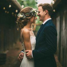 Photo via @weddingphotomag.  Pure joy captured!  Photographer: @imageisfound