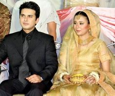 Ali Haider and wife   Pakistani Celebs Wedding and Family Pics .. | My Fun Mails