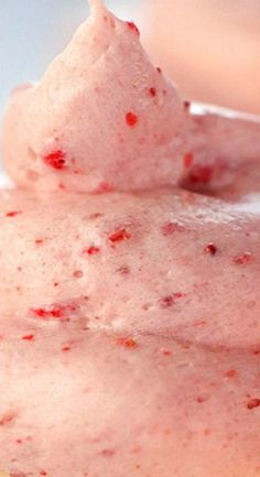 Strawberry Cream Cheese Frosting